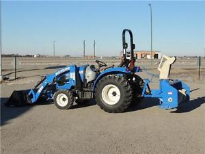 "2016 Farm King Y600B Snow Blower - 60"", Requires 20 – 40 hp."
