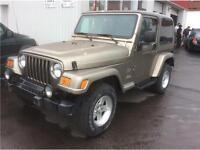 2004 jeep Sahara appeler au 514 793-0833