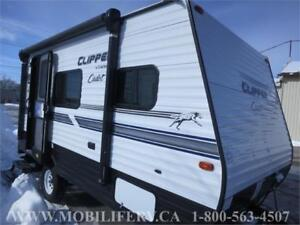 2018 COACHMEN CLIPPER CADET 16CFB TRAILER FOR SALE*LIGHTWEIGHT