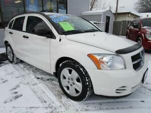 2007 DODGE CALIBER SXT * ONLY 132,000 KMS * 6 MONTH WARRANTY !!!