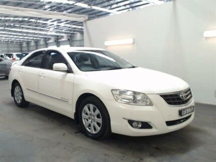 2007 Toyota Aurion GSV40R AT-X 6 Speed Auto Sequential Sedan