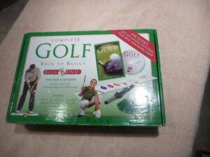 Steve Bann Complete Golf Pkg