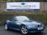 BMW Z3 1.9 Z3 ROADSTER 2d 117 BHP GREAT CONDITION CONVERT (blue) 2001