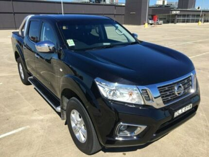 2016 Nissan Navara D23 ST 4x2 Black 7 Speed Sports Automatic Utility