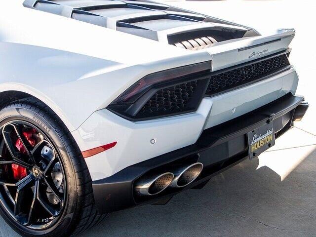 Image 6 Voiture Européenne d'occasion Lamborghini Huracan 2019
