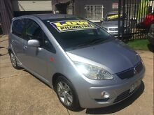 2009 Mitsubishi Colt RG MY08 VR-X Silver 5 Speed Manual Hatchback Brooklyn Brimbank Area Preview