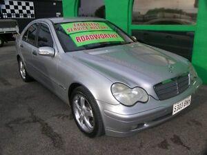 2002 Mercedes-Benz C180 Kompressor CL203 MY2003 AMG Automatic Nailsworth Prospect Area Preview