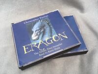 Eragon, by Christopher Paolini - audio book