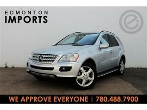 2007 MERCEDES-BENZ ML350 4 MATIC | LOW MILEAGE| CERTIFIED