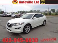2011 Honda Accord Crosstour EX-L AWD LEATHER ROOF $19988