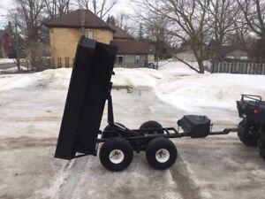 ATV Dump Trailer