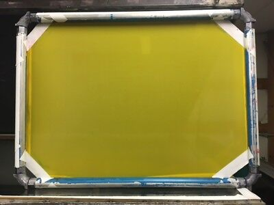 24x36 Screen Printing Frame - Aluminum