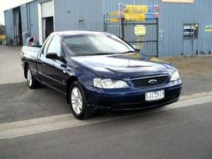 2003 Ford Falcon Ute - Finance or (*Rent-To-Own $69pw) Geelong Geelong City Preview