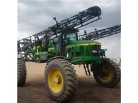 2003 John Deere 4710 90 foot sprayer