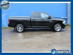 2010 Dodge Ram 1500 4x4 (Leather, Remote Start)