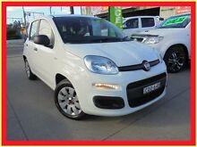 2013 Fiat Panda 150 POP White 5 Speed Manual Hatchback Holroyd Parramatta Area Preview