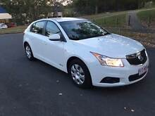 2012 HOLDEN CRUZE JH SER II 2.0 DIESEL 6SPD AUTOMATIC HATCHBACK Rochedale South Brisbane South East Preview