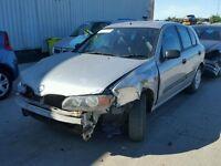 2003 NISSAN ALMERA S DRIVER SIDE REAR LIGHT (BREAKING)