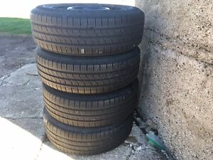 radial tires for toyota corolla and others