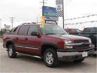 2004 Chevrolet Avalanche 4WD