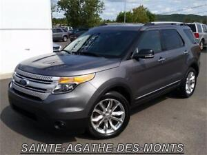 Ford Explorer XLT 4WD CUIR TOIT PANO NAVIGATION 2014