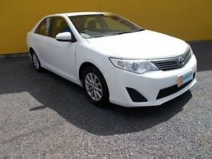 2012 Toyota Camry ASV50R Altise White 6 Speed Sports Automatic Sedan Winnellie Darwin City Preview