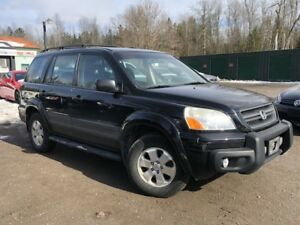 2004 Honda Pilot LX LOW KMS 4WD 8-Pass