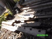 Reclaimed oak beams for sale in Chester area.