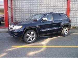 2012 Jeep Grand Cherokee Limited Sport 4WD St. John's Newfoundland image 2