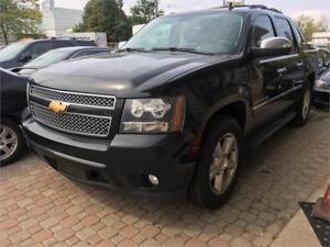2012 Chevrolet Avalanche LTZ NAVI BACK UP CAMERA ACCIDENT FREE
