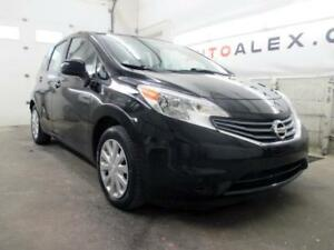 2014 Nissan Versa Note SV **AUTOMATIQUE** A/C CAMERA CRUISE