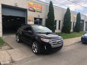 2011 FORD EDGE AWD LIMITED/AUT/CUIR/TOIT PANO/CAMERA/GR-ELECT...