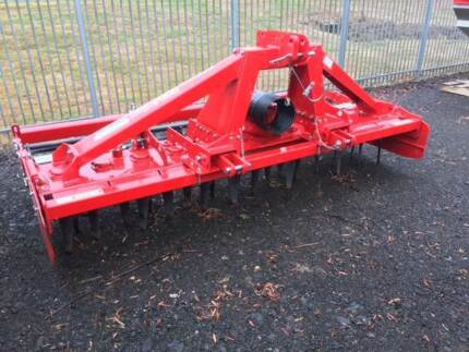Brevi MekFarmer 150 Power Harrows