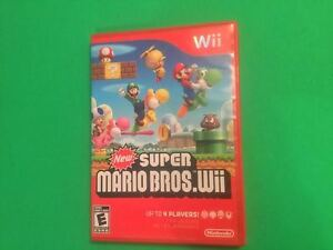 Wii New Super Mario Bros - 20$