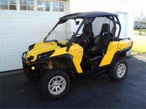 2011 Can Am 800 Commander FINANCING AVAILABLE!!!