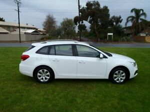 2015 Holden Cruze JH MY15 CD White 6 Speed Automatic Sportswagon Albert Park Charles Sturt Area Preview
