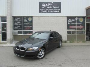 2009 BMW 323i **LEATHER**SUNROOF**ONLY 134,000KM** REBUILT TITLE