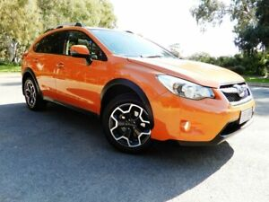 2015 Subaru XV G4X MY15 2.0i-S Lineartronic AWD Tangerine Orange 6 Speed Constant Variable Wagon Glenelg East Holdfast Bay Preview