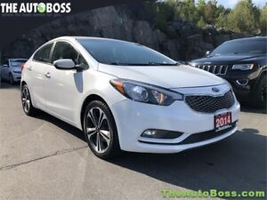 2014 Kia Forte EX CERTIFIED! BLUETOOTH! HEATED SEATS! WARRANTY!
