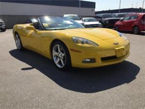 2006 Chevrolet Corvette CONVERTIBLE (ONLY 56,000 KMS) AUTO