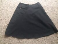 School uniform - 5 grey skirts for sale