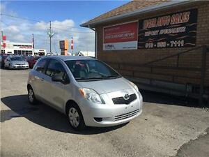 2007 Toyota Yaris CE***HATCHBACK***GREAT ON GAS ***1.5 L****