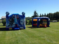 BOUNCE HOUSE BOUNCY CASTLES INFLATABLE GAMES DUNK TANKS