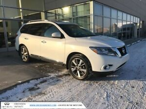 2014 Nissan Pathfinder ALL WHEEL DRIVE/NAV/DVD/AROUND VIEW MONIT