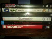 Anime DVDs for Sale