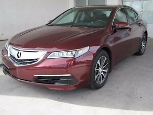 2015 Acura TLX TECH PACKAGE, NAVI, LEATHER, SUNROOF