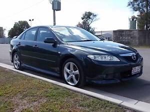 2003 Mazda Mazda6 Sedan Mount Louisa Townsville City Preview