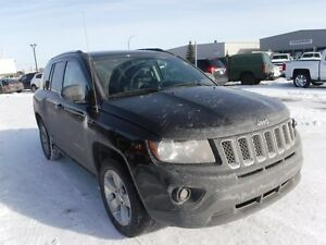 2014 Jeep Compass North 4WD, PST paid, keyless entry, climate co