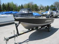 New Legend 14 Widebody, Mercury 15 4-Stroke, Easy Hauler Trailer