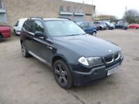 BMW X3 - FD55OFK - DIRECT FROM INS CO